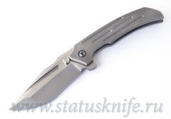 Нож Peter Rassenti Satori Сатори Integral Full Custom