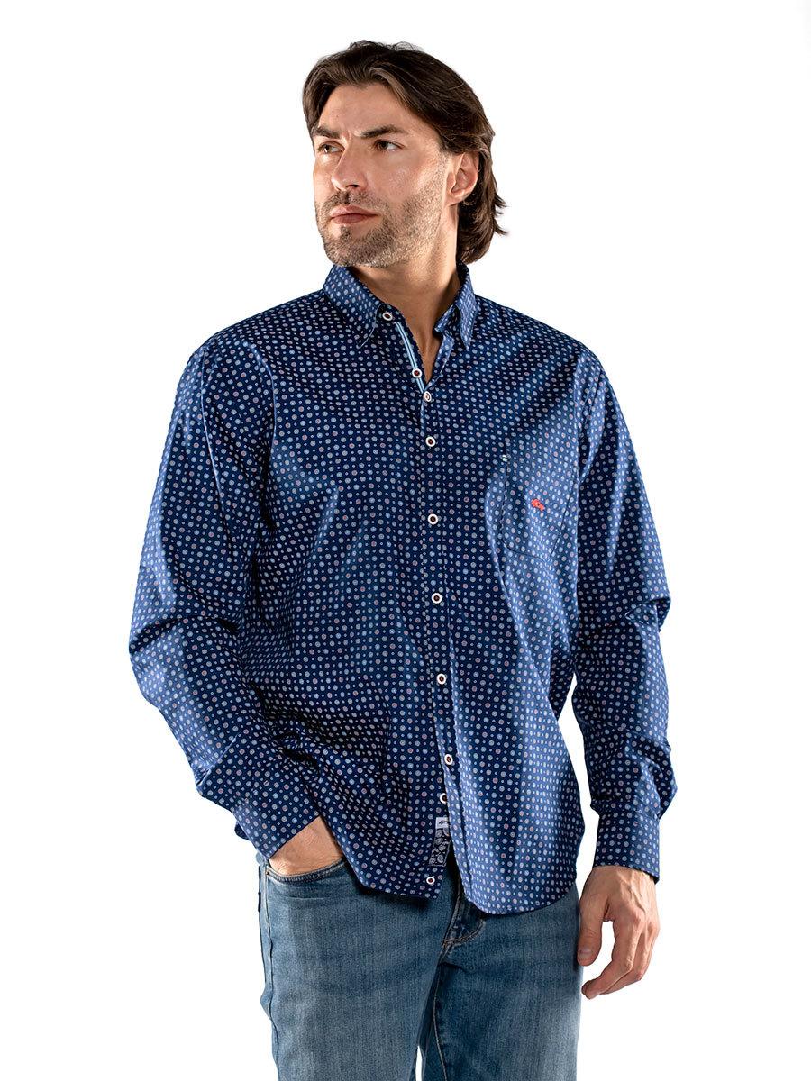 Dario Beltran рубашка Alicun 3TG 271
