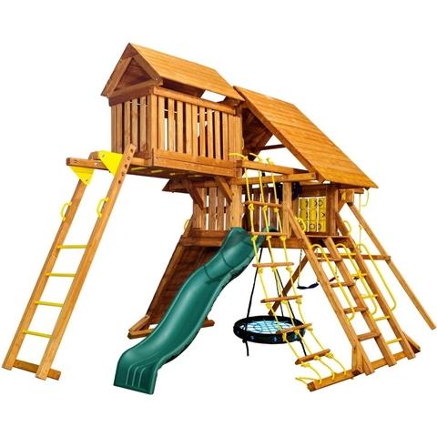 Playgarden Original Castle с пентхаусом - игровая площадка PG-PKG-OC03