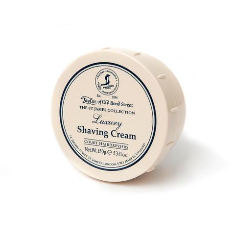 Мыло/крем для бритья Taylor of Old Bond Street St James 150 гр