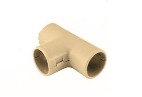 Тройник соед. для трубы 25 мм (5шт)