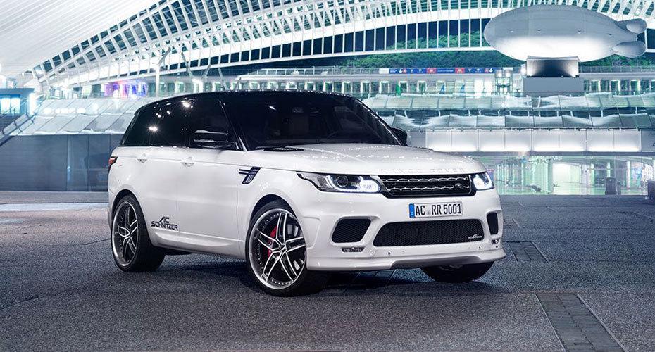 Обвес AC Schnitzer для Range Rover Sport 2