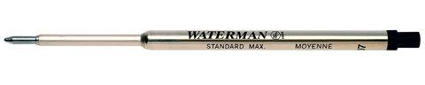Стержень для шариковой ручки Waterman, F черный