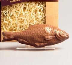 Пластиковая форма для шоколада ср. Рыба  ВОБЛА  140х50мм
