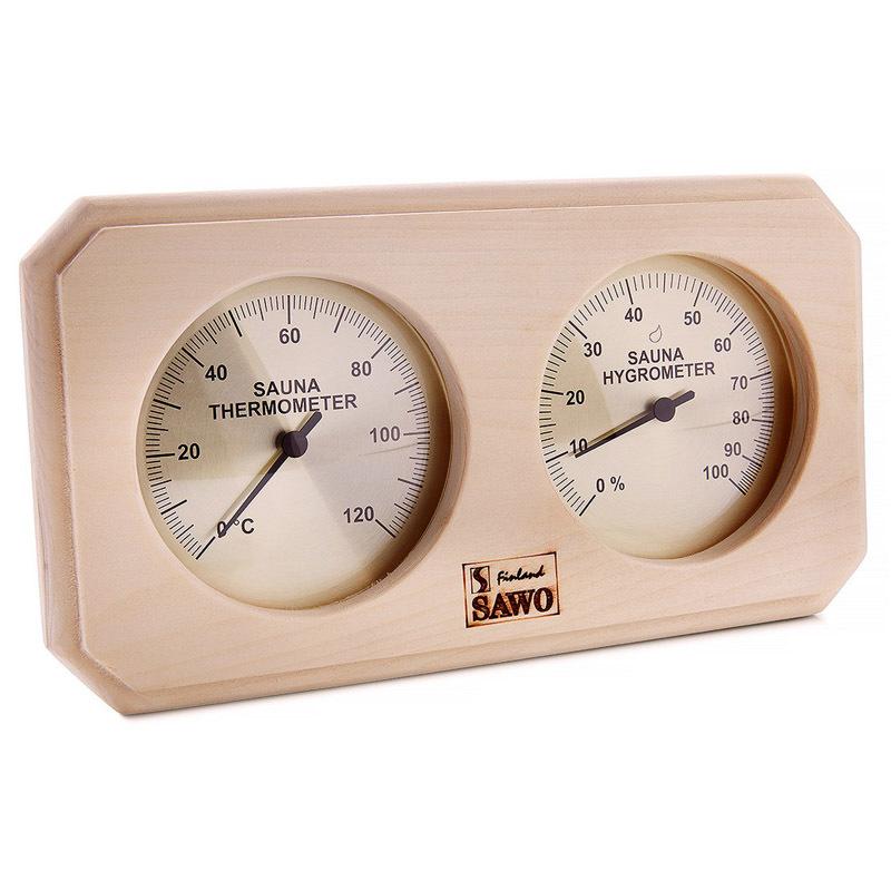 Термогигрометр Sawo 221-THA