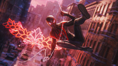 Marvel Spider-Man: Miles Morales Ultimate Edition PS4   PS5