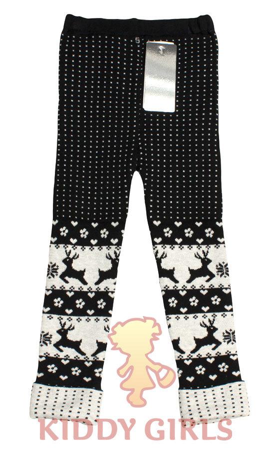 Лосины для девочки Snow Reindeer 11090
