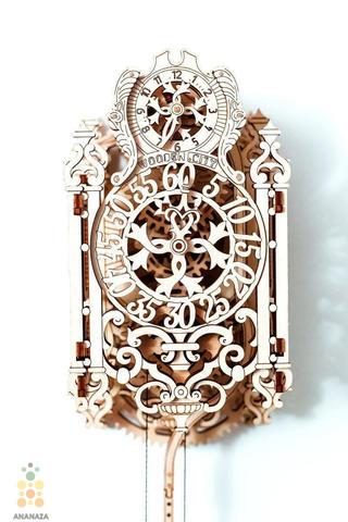 Королевские часы (Wooden City)