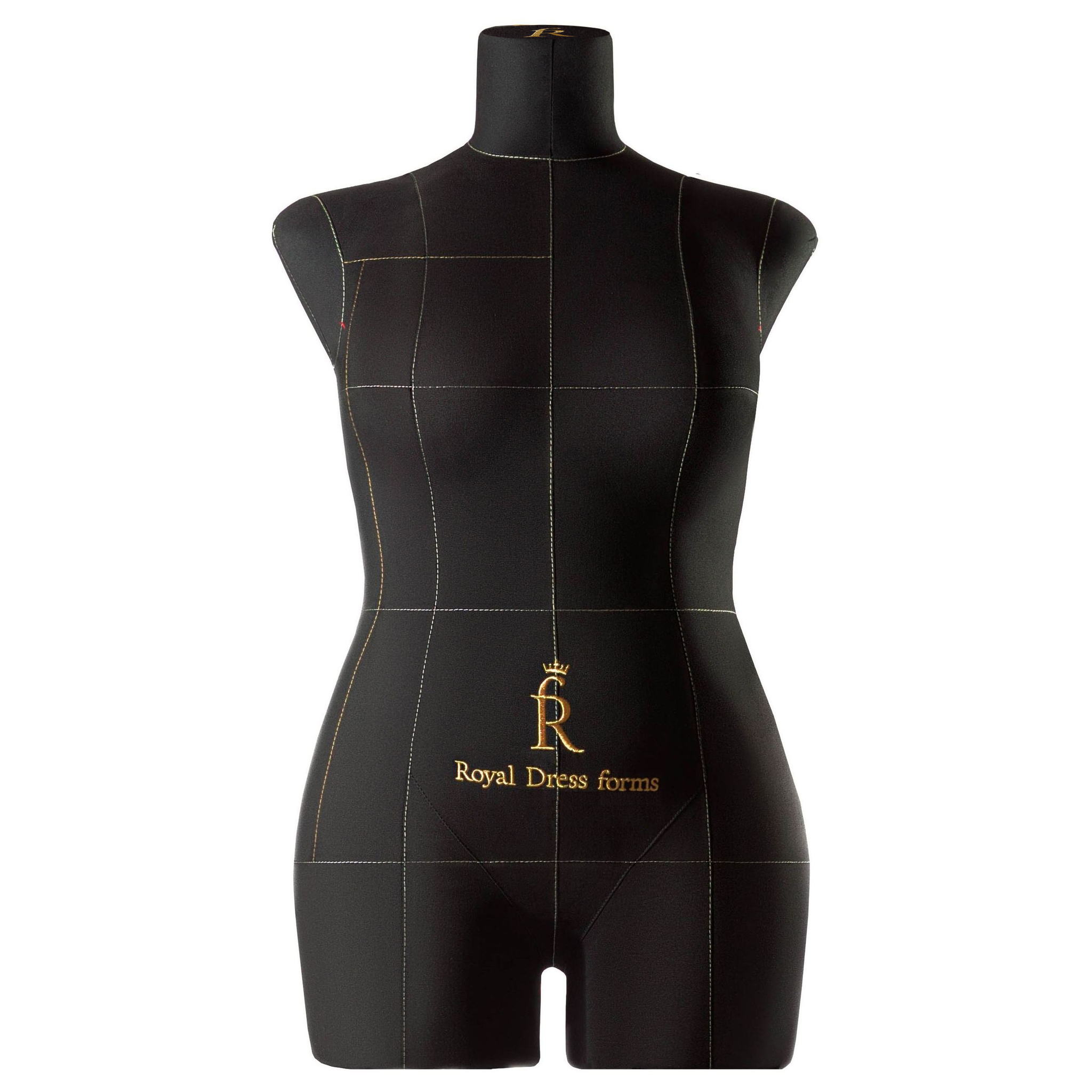 Манекен мягкий женский Monica с подставкой Милан, черный, размер 50
