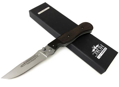 Складной нож Офицерский Нокс, AUS-8, арт.310-250203