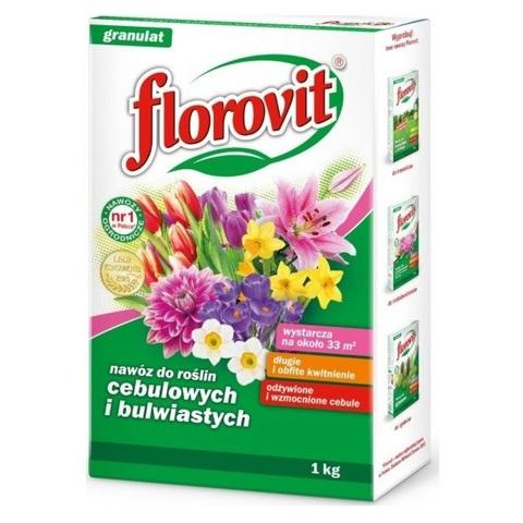 Удобрение для луковичных цветов Флоровит, 1 кг