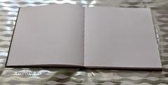 Скетчбук INSPIRE ME 120г/кв.м 140х140мм 80л застежка-резинка