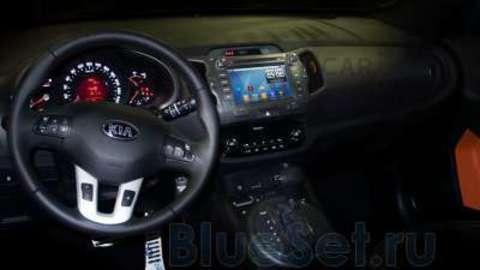 Car 4G JET штатная мультимедийная система в авто, на Android для Kia