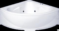 Акриловая ванна BAS Империал 150х57х150 c гидромассажем