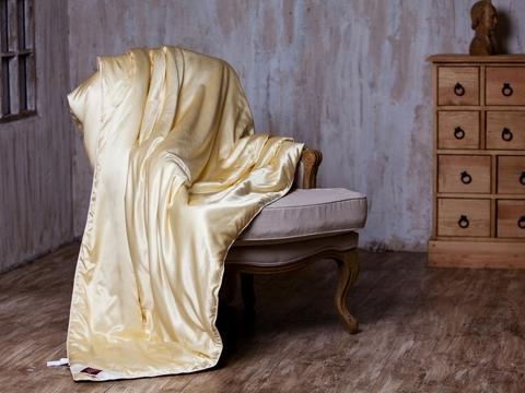 Одеяло шелковое стеганое 150x200 «Great Silk Grass»