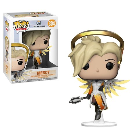 Mercy Overwatch (Diamond) Funko Pop! Vinyl Figure || Ангел