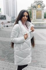 Куртка длинный пуховик оптом