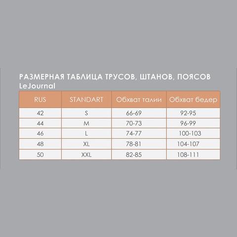 Le Journal Трусы High-waisted Briefs Vivien (размер XS, цвет нюд )