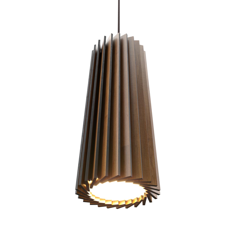 Подвесной светильник Woodled Ротор Спот - вид 1