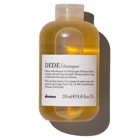 DEDE/shampoo - Шампунь для деликатного очищения волос