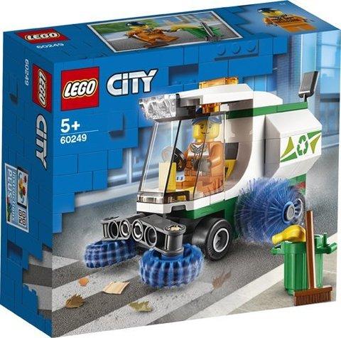 Lego konstruktor City Street Sweeper