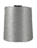 Пряжа Pailettes 3 мм 315 белый