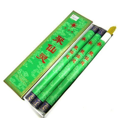 Благовония китайские безосновные Сандал Фея, 30*8*3 см в тубусах