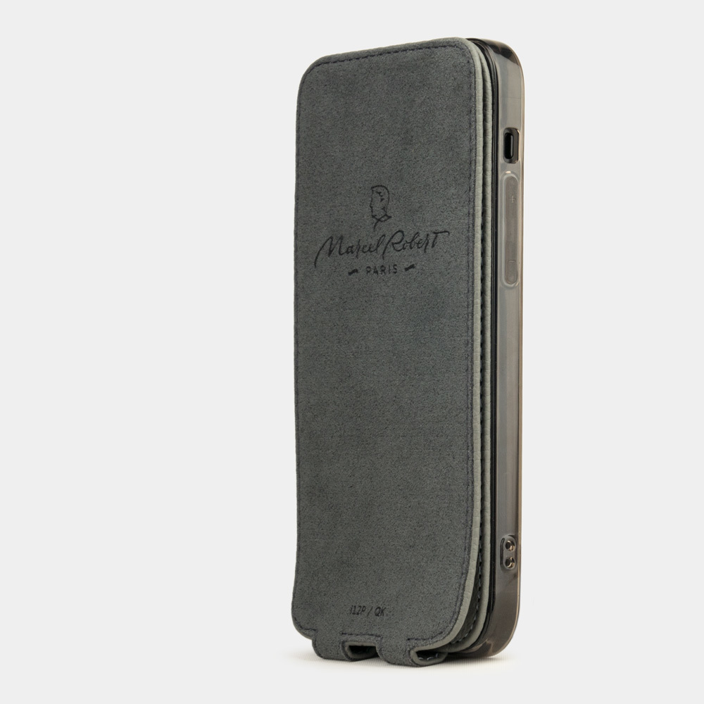 Case for iPhone 12 Pro Max - steel grey