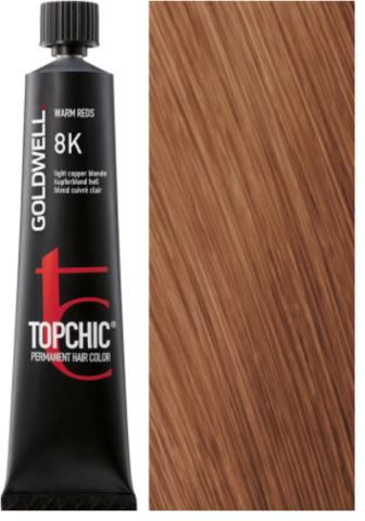 Goldwell Topchic 8K светло-медный TC 60ml