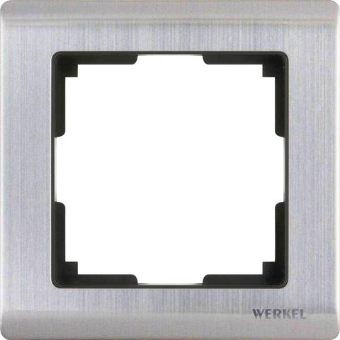 Werkel Рамка W0011602 (WL02-Frame-01) глянцевый никель