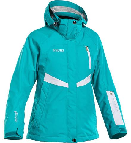 Куртка подростковая горнолыжная 8848 Altitude - Eris Blue