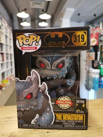 Batman Devastator Funko Pop! || Бэтмен Опустошитель
