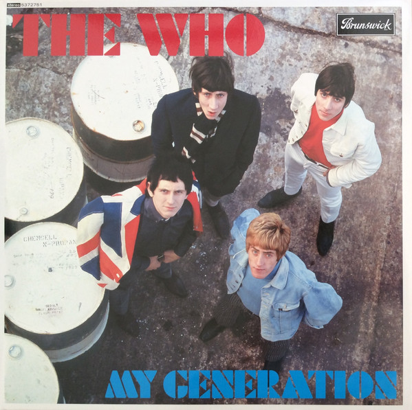 WHO, THE: My Generation