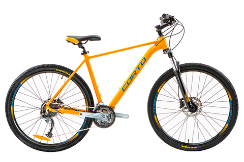 велосипед Corto SPIKE 2020 оранжевый