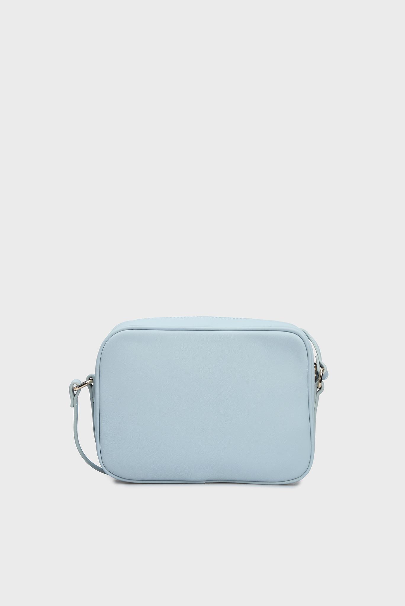 Женская голубая сумка через плечо TH CHIC Tommy Hilfiger
