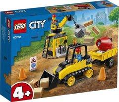 Lego konstruktor Construction Bulldozer