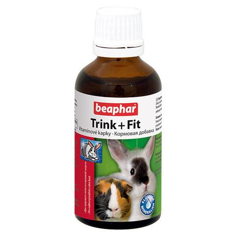Beaphar Trink & Fit Витамины для грызунов 50мл