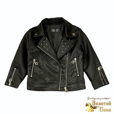 Куртка экокожа девочке (5-13) 210805-К77819