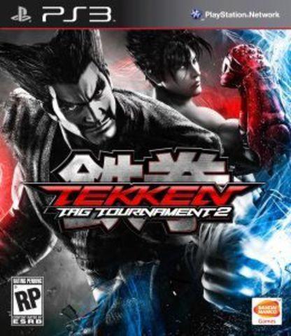 Tekken Tag Tournament 2 (с поддержкой 3D) (PS3, русские субтитры)