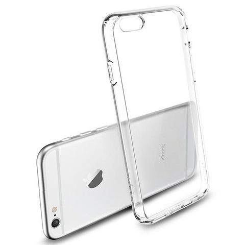Чехол для iPhone 6 / 6S - Силиконовый Прозрачный