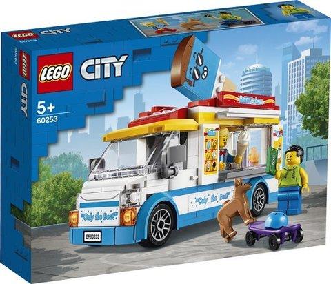 Lego konstruktor City Ice-Cream Truck