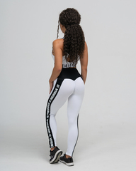 Лосины NEBBIA Power Your Hero iconic leggings 531 WHITE