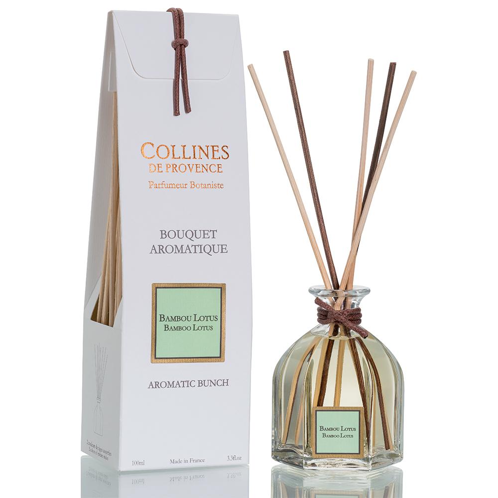 Диффузор Collines 100мл Bamboo Lotus (Бамбук лотос)
