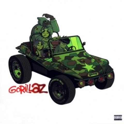 Виниловая пластинка. Gorillaz - Gorillaz