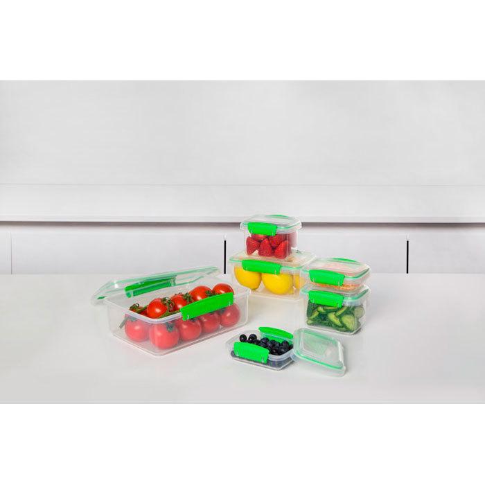 """Набор пищевых контейнеров Sistema """"Fresh"""" 6шт."""