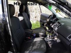 Чехлы на Mitsubishi Outlander XL 2007–2012 г.в.