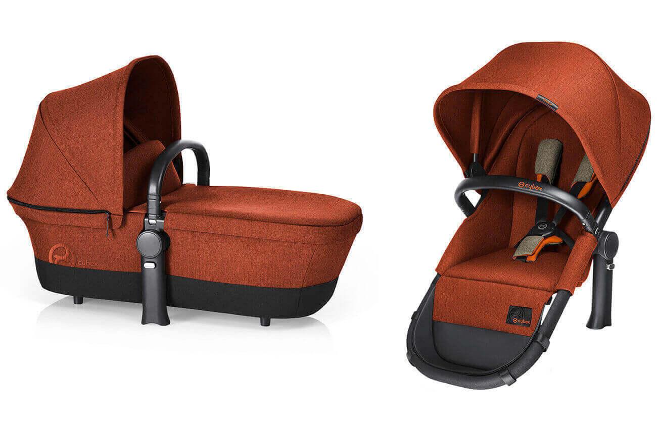 Цвета прогулочного блока Набор 2 в 1 Cybex Priam Light Seat RB Autumn Gold cybex_Priam2in1_516213049.jpg