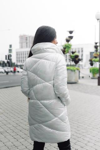 Куртка длинный пуховик купить