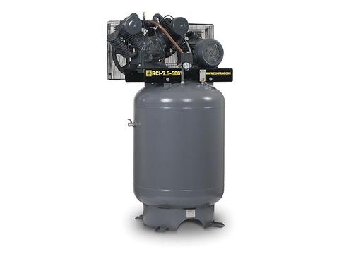 Компрессор поршневой Comprag RCI-5,5-500V с вертикальным ресивером