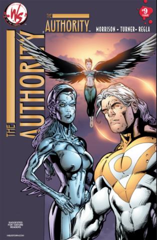 The Authority #9